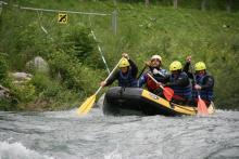 Mini Rafting Kärnten