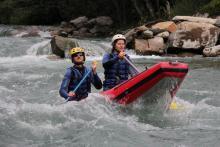 Kanadier Kärnten Rafting